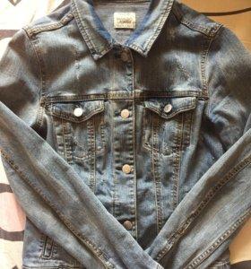 Джинсовая куртка Mango новая