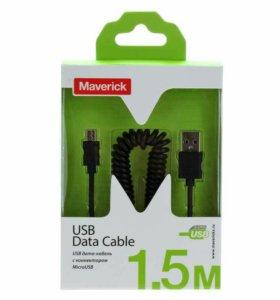 Кабель USB - micro USB Maverick