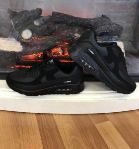 Air Max чёрные мужские Nike