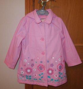 Плащ-пальто Mothercare (104см)