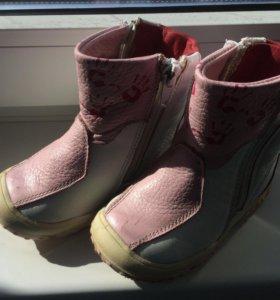 Шаговита зимняя обувь, зимние сапоги