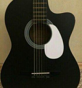 Гитара акуст. с чехлом