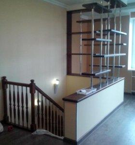 Лестницы Изготовление и монтаж из дерева
