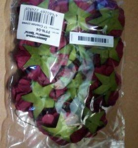 СРОЧНО ПРОДАМ цветы для скрапбукинга и рукоделия