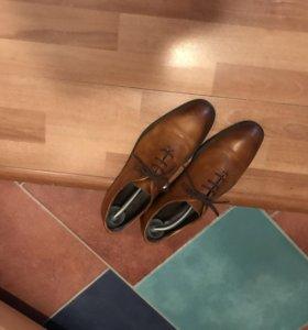 туфли мужские zara 41 размер