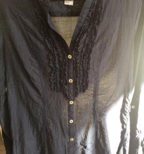 Новая Блузка-рубашка H&M.