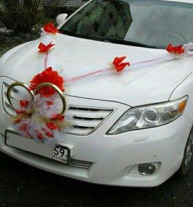 Аренда авто с водителем на свадьбу