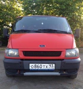 Форд транзит 2002 г