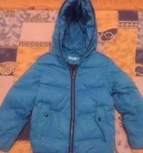 Куртка на мальчика.