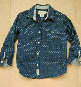 Рубашка H&M, р.110