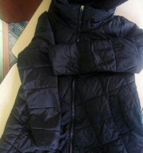 Куртка женская трапеция