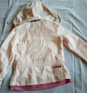 Куртка—ветровка