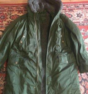 Куртка зимняя офисная, 89244215475