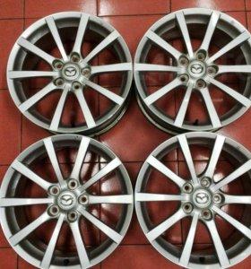 Литье R17 Mazda 5*114,3