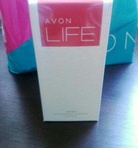 Женская парфюмерная вода AVON Life by Kenzo, 50ml