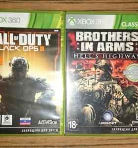 Игры на Xbox-360