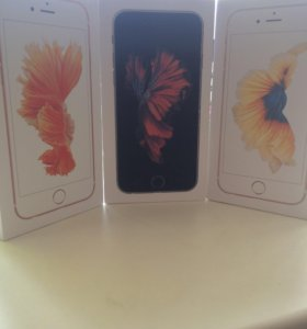 iPhone 6s 16/64 gb cTouch id Гарантия