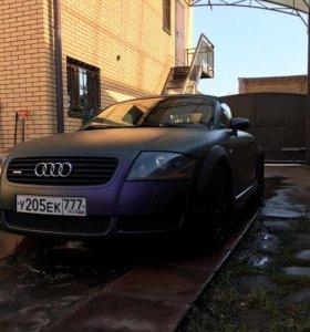 Audi TT кабриолет