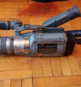 Видео камера sony hi8 ccd-vx1e