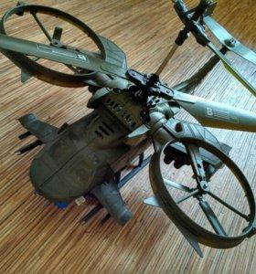Вертолет на радиоуправлении из Аватара