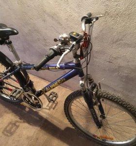 Велосипед подростковый Alpine