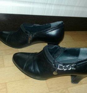 Обувь, натуралка