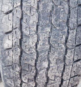 265х65х17 Bridgestone Dueler