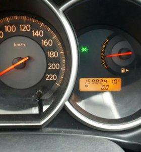 Nissan Tiida 2007, AT