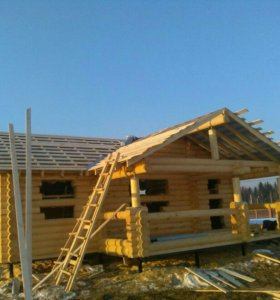 Строительство и ремонт частных домов в Рузе и р-не