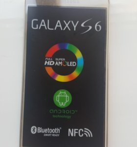 SAMSUNG GALAXY S-6 32GB