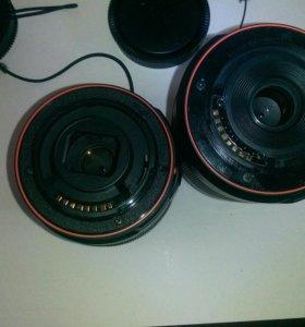 Два новых объектива Sony (minolta-a)