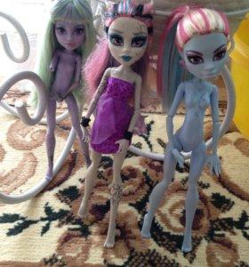 Куклы монстер хай/ monster high