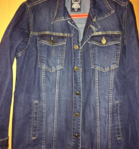 Джинсовая куртка ,новая