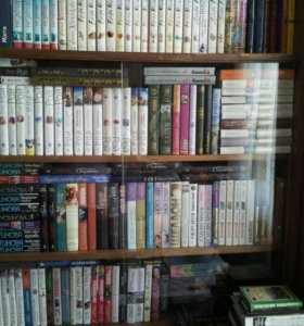 Книги. Домашняя библиотека: романы, детективы