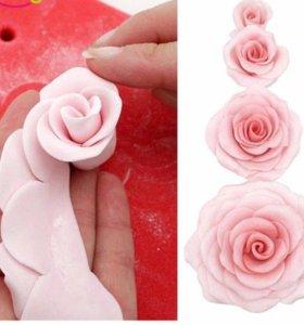Молд для розы 🌹
