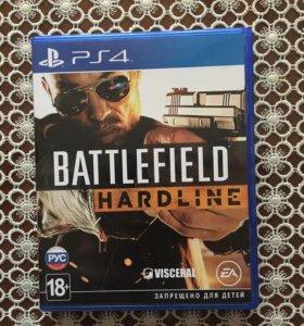 Battlefield hardline ps 4