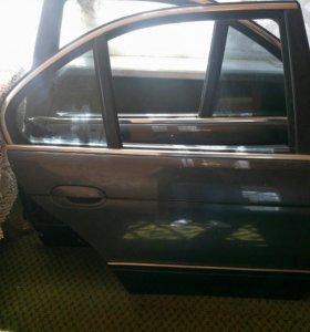 Двери задние BMW E39