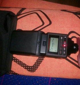 вспышка sigma 610 dg super для Canon