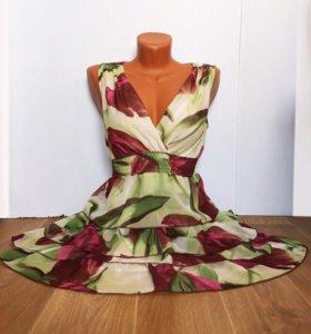 💫 Шифоновое платье 💫