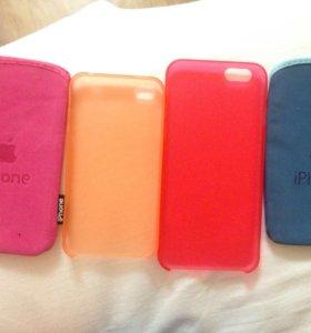 Чехлы для iPhone 4S и 6/6S