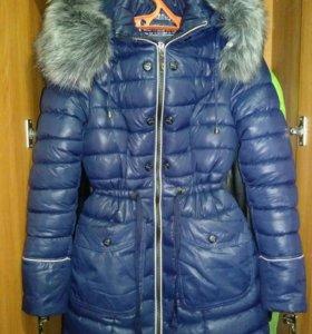 Зимняя куртка,р.42