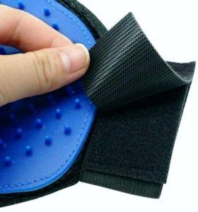 Pet Glove Brush - перчатка-расческа для животных
