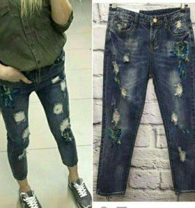 джинсы, размер 40 42