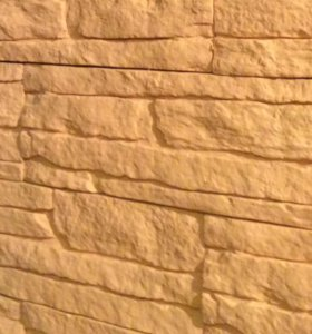 Декоративный искусственный камень.
