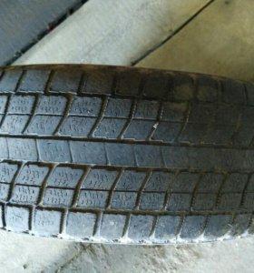 Резина Bridgestone липучка
