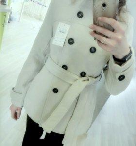 Пальто новое Zolla