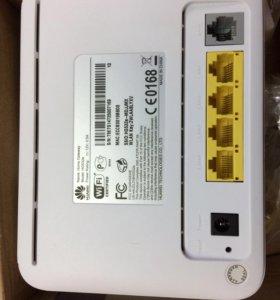 Adsl wifi роутер huawei HG532e