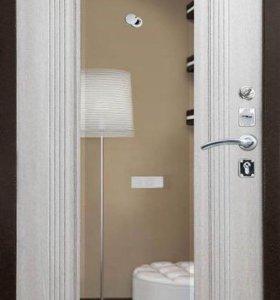Металлические входные двери ( возможен обмен )