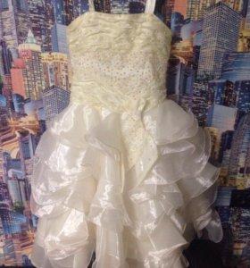 Выпускное платье (4 класс)