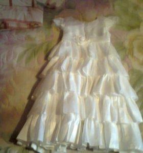 Праздничное платье (украшение к платью в подарок)